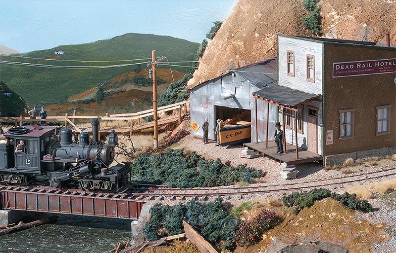 Dead Rail On30