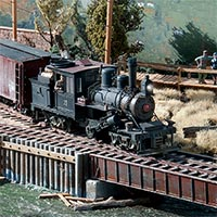 Sausalito to Duncan's Mills: An On30 Dead Rail Module