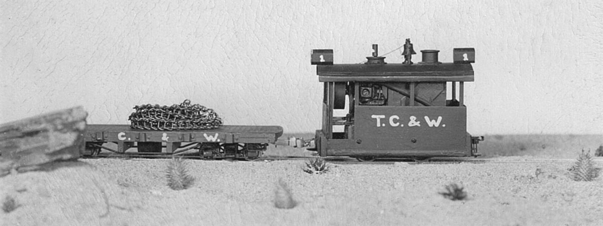 Narrow Gauge Inspiration