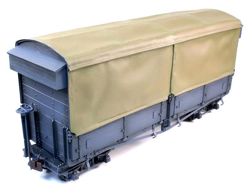 British Hospital Wagon Kit