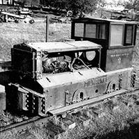 Memories of a Slingshot Locomotive