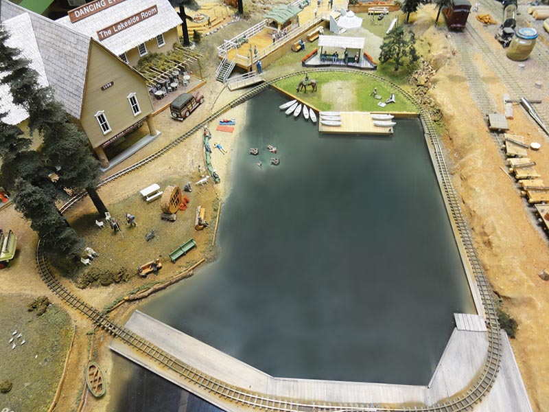 Great Fun: Adding a Park Railway