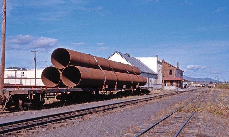 Building a White Pass & Yukon Railroad Pipe Flatcar in HOn3