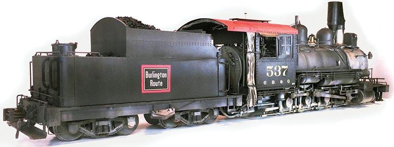 Burlington 537