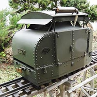Modeling World War I Trench Railways